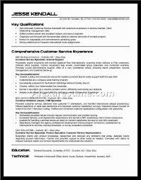 Resume Objective For Customer Service Representative 21 Outstanding