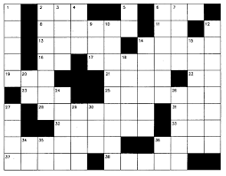 Blank Crossword Template Amazing Blank Crossword Template Pictures Best Resume Examples By 19