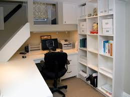 basement office design ideas. basement office design ideas home transitional with custom cabinetry cab