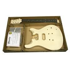fleming diy electric guitar kit prs style