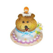 2 Tier Cake Teddy Bear Cake 2 Tier Teddy Cake Buy Kids Cake