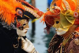 Венецианская маска — Википедия