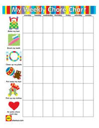 13 Best Reward Charts For Toddlers Images Charts For Kids