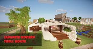 Modern Japanese Houses Minecraft Modern Japanese House Youtube