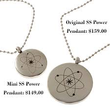 the power pendant scalar energy