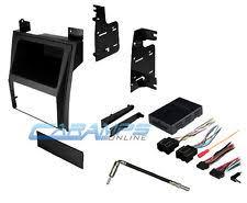 escalade radio parts accessories escalade car stereo radio dash kit bose onstar interface wiring harness fits