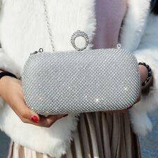 <b>Silver</b> Handbags for sale | eBay