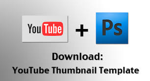 photoshop thumbnail downloadable youtube thumbnail template christian karasiewicz