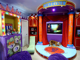 Movie Themed Bedroom Kids Rooms Inspired By The Pan Movie Hgtvs Decorating Design