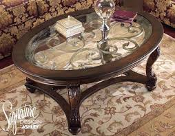 norcastle coffee table brown home