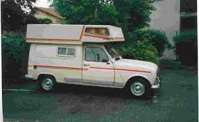 Camper Cars Anciens Camping Car Car Based Campers Pinterest Mini Camper