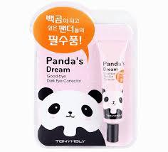 tony moly panda s dream goodbye dark eye corrector
