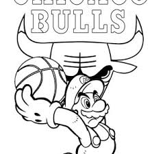 Small Picture The Greatest NBA Coloring Page Color Luna