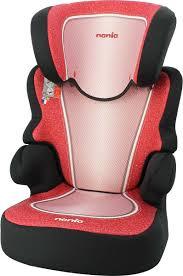 <b>Автокресло Nania Befix SP</b> от 15 до 36 кг, 749091, красный ...