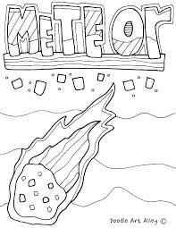 Solar System Coloring Sheets Solar System Coloring Page Free