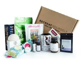 retreat yourself subscription box australia