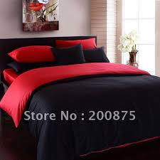 red and black duvet cover sweetgalas