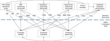 Examining The Intermediate Role Of Employee Abilities