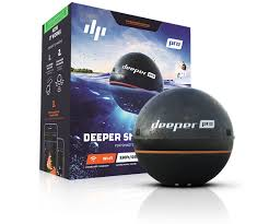Эхолот Deeper <b>Эхолот Deeper Smart Sonar</b> pro, Wi-Fi — купить в ...