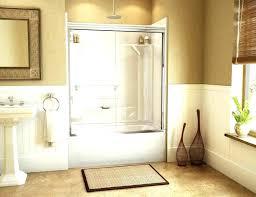 bathtub shower combo walk in bathtub bathtubs shower combo idea astonishing walk in tubs at