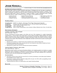 8 Tech Resume Template Mbta Online