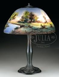 new reverse painted lamp or zoom 81 tiffany reverse painted lamp shades
