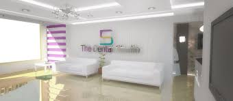 contemporary clinic decor | interior design for dental clinic Maadi Cairo  Egypt