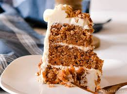 Easy Carrot Cake Recipe Fantabulosity