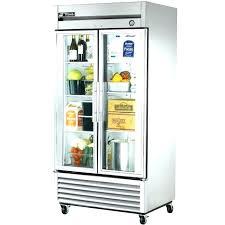 decoration glass door refrigerators residential refrigerator appealing best front beverage