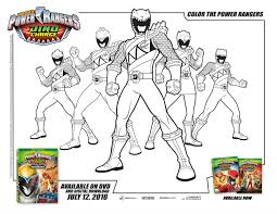 Power Rangers Dino Charge Coloring Page Auntie Stuff In 2019