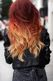 10 Two Tone Hair Colour Ideas To Dye For Mikáda Barevné Vlasy