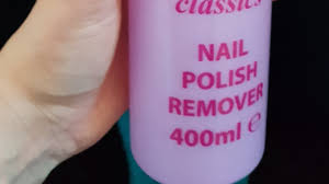 how to remove nail polish on leather