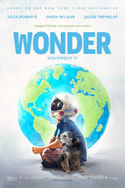 wonder theatrical release specialty poster
