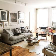 Nyc Living Room New York Apartment Complete Project Nyc Eclectic Design
