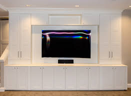 IKEA Media Cabinet, Still Stunning even TV's Off | HomesFeed White IKEA TV  cabinet in large size