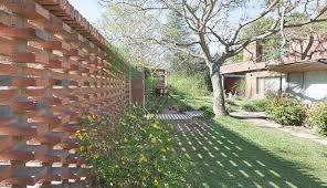 Small Picture Wooden Patio Wall Ideas Glf Home Pros 109 best wood and brick