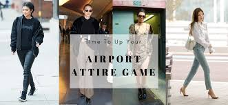 ultimate airport fashion makeup guide
