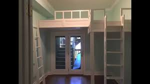 Ceiling Beds Totally Feasible Loft Beds Ceiling Heights Custom Made Chicago Il