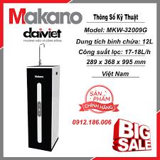 Máy Lọc Nước RO Makano MKW-32009G - Hàng Chính Hãng
