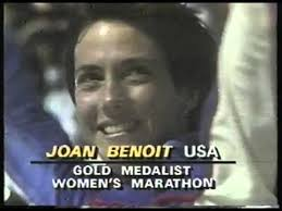 Image result for 1984 Joan Benoit