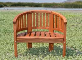 semi circle bench plans half wooden tree seat