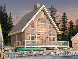Mountain House Plans   The House Plan ShopPlan H