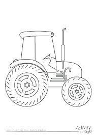 Free Tractor Tom Coloring Pages