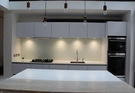 white schuller designer kitchen example in west london