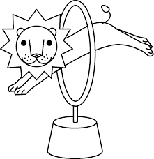 Small Picture Circus lion coloring pages ColoringStar