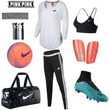 nike outfits for girls. soccer girl⚽ by kailey101 on polyvore featuring polyvore, fashion, style, nike nike outfits for girls