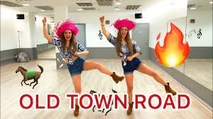 old town road dance cography lil