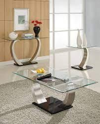 glass coffee tables living room