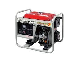 industrial power generators. Yanmar YDG Series 2.2-6.6KVA Industrial Power Generators