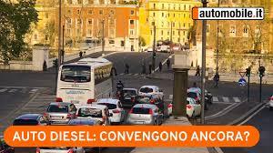 Blocco auto diesel 2020: ultime novità sul futuro del settore